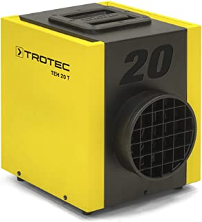 TROTEC Calefactor eléctrico TEH 20 T (2,5 kW)
