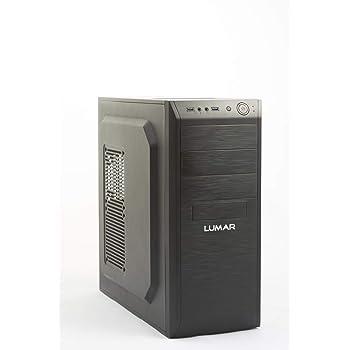 LUMAR Ordenador Sobremesa/Intel Core i7 4790 Up to 4x4.0GHz/16GB ...