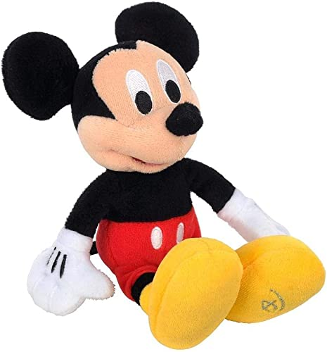 Disney's Mickey Mouse Clubhouse 8.5  Plush Mickey Mouse
