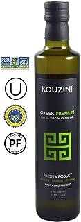 Kouzini Extra Virgin Greek Olive Oil | First Cold Pressed | Single Origin | NONGMO | Family Owned