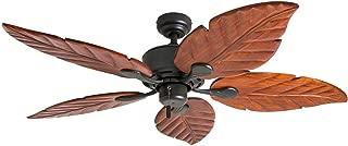 Honeywell Ceiling Fans 50501-01 Sabal Palm Ceiling Fan, 52