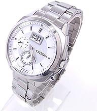 (シチズン)CITIZEN BT0080-59A シチズンコレクション エコ・ドライブ 腕時計 131.8g ステンレススチール メンズ 中古