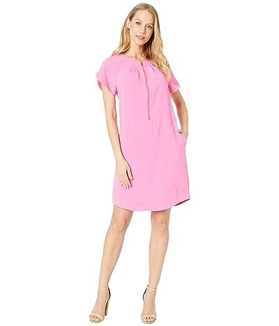 Trina Turk Sky Dress (Pink Fusion) Women