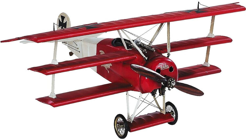 online al mejor precio Modelo de avión - Fokker de tres pisos pisos pisos (tamaño pequeño) - ideal para el escritorio  salida