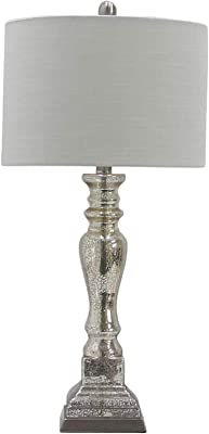 Uttermost 40 Inch Tall Driftwood Buffet Lamp Table Lamps