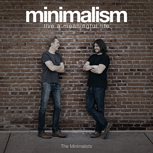 Minimalism audiobook cover art