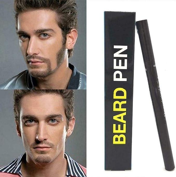Beard Pen Barba Camuflaje rápido Cultivador de cabello ...
