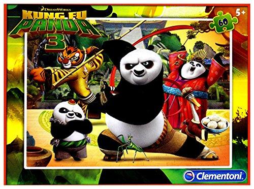 Clementoni 60 el. Kung Fu Panda [Puzzle]