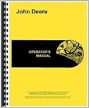 New Operators Manual For John Deere Tractor 750