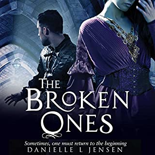 The Broken Ones cover art