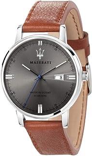 Reloj para Hombre, Colección ELEGANZA MASERATI, en Acero, Cuero - R8851130002