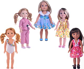 clothes for 14.5 inch dolls