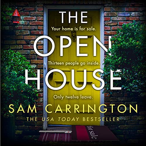 Page de couverture de The Open House