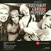 incl. Higher Ground (CD Album Red Hot Chili Peppers, 10 Tracks)