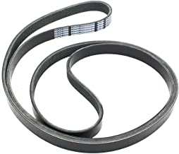 Serpentine Belt compatible with Cadillac Deville 85-95 / Express Van 96-08 Multiple Accessory 87 in. Effective L 0.82 in.