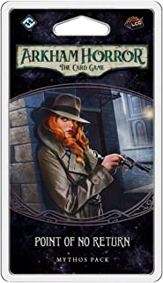 Fantasy Flight Games Arkham Horror LCG: Point of No Return Mythos Pack, Various (AHC42)