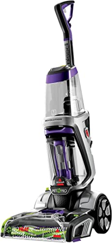 BISSELL ProHeat 2X Revolution Pet Pro | Upright Carpet Cleaner | Carpets Dry in About 30 Minutes | with CleanShot Pre...