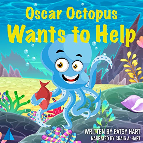 Oscar Octopus Wants to Help Titelbild