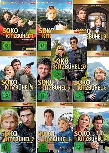 SOKO Kitzbühel - Box 1-10 (20 DVDs)