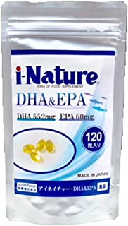 i-Nature DHA&EPA