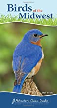 Birds of the Midwest: Your Way to Easily Identify Backyard Birds (Adventure Quick Guides)