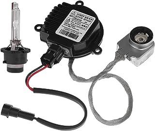 Xenon HID Headlight Ballast Control Unit with Long Cord Igniter for Nissan Infiniti G35 G37 M35 M45 M37 M56 Fx35 Fx37 Fx50 Fx45 Qx56 Qx70 Nissan 350z 370z Altima Maxima Murano Rogue