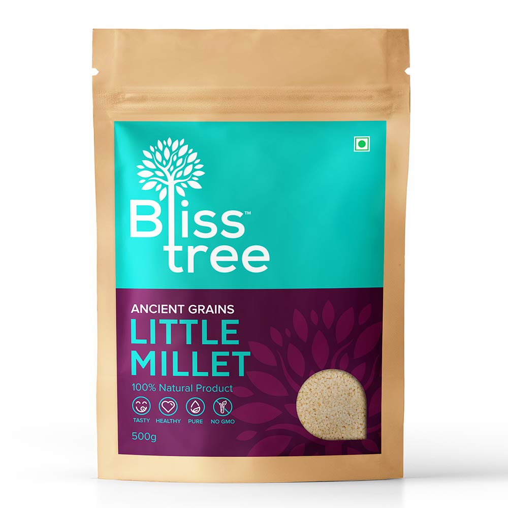 Very popular Bliss Tree - Raw 1kg Millet Very popular! Little 2.2lb