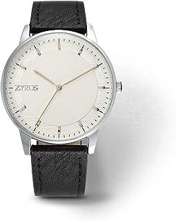 زايروس ساعة رسمية للرجال ، انالوج بعقارب - Z9019M110211