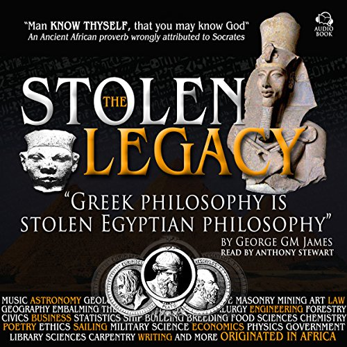 The Stolen Legacy cover art