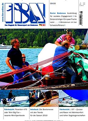 IBN - Internationale Bodensee + Boot-Nachrichten [Jahresabo]