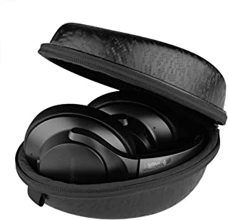 LinkIdea Headphone Case for Anker Soundcore Life Q20 Hybrid Headphones, Soundcore Life Q10, Samsung Level On PRO Protectiv...