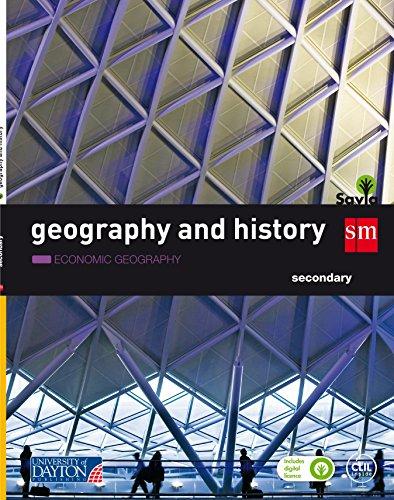 Geography and history. 3 Secondary. Savia: Extremadura, Castilla y León, Asturias, Valencia, Baleares y Aragón - 9788416346844