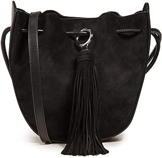 Rebecca Minkoff Women's Lulu Crossbody Leather Cross Body Bag