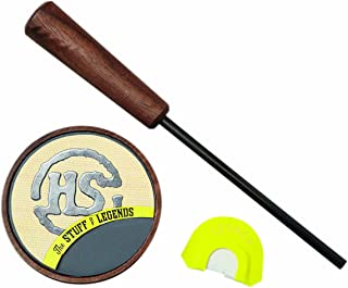 Hunters Specialties Legacy Slate Wild Turkey Friction Pan Call