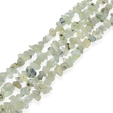 6-8mm Green Aventurine Beads Natural Stone Gravel Gemstone Chips Beads for Jewelry Making Wholesale Loose Beads Freeform Green 34 JOE FOREMAN