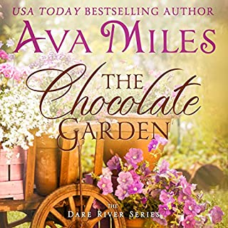 The Chocolate Garden audiobook cover art