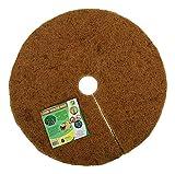 Coco fibra de coco mantillo Mats humedad estera para Control de babosas ecológico bio 24,...
