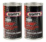 Wynn's Wynns Super Charge - Aditivo para aceite de motor (2 unidades, 325 ml)