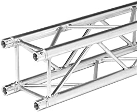Global Truss 8.2 Foot Straight Square Truss Segment for F34 Trussing | SQ-4113