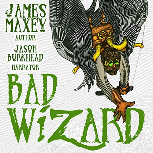 Bad Wizard cover art