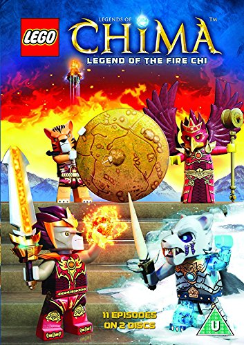 Warner Video - LEGO CHIMA S2 P2 DVDS (1 DVD)