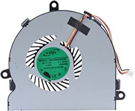 Eathtek Replacement CPU Cooling Fan for Dell inspiron 15R 17 17R 3521 3721 5521 5535 5721 5737 15-3521 15R-5537 15-3537 15RV 15R-5521 series, Compatible part number 7H5H9 74X7K 074X7K DC28000C8A0