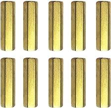 8 millimetri 8 Barre In Ottone Da Barra Tondo 4realizzate In Ottone Di Alta Qualit/à Diametro Da 4mm A 12mm