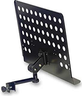 Starion ST-MSA-Large Attachable Music Stand Plate with Arm