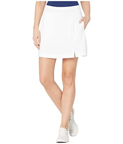 Callaway Opti-Dri Knit 17 Skort (Brilliant White) Women