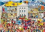 Murosn Puzzle 3D 1000 Piezas 8 Años Adultos Infantiles Educa Madera Arte Paisajes Placeres Decoracion Regalos Mujer Personalizado Celebra El Festival