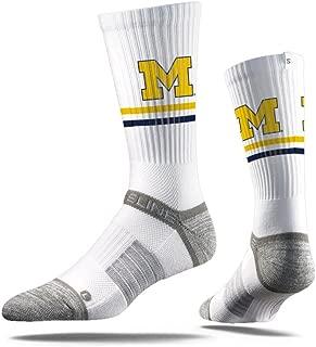 NCAA Premium Athletic Crew Socks