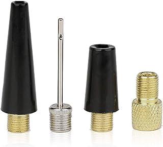 Flammi Bike Valve Adapter Ball Pump Needle Nozzle Kit