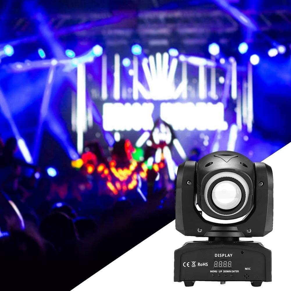 New Free Shipping HIZLJJ Disco 5 ☆ popular Lights Strobe Rotation Stage Ball Light