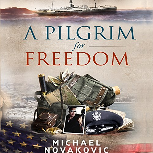 A Pilgrim for Freedom audiobook cover art